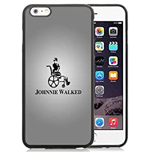 Unique and Attractive TPU Cell Phone Case Design with Johnnie Walker Walked iPhone 6 plus 4.7 inch Wallpaper