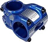 Hope Freeride Stem 35mm +/- 0 degree 1-1/8'' Threadless Blue Mountain Bike Stem
