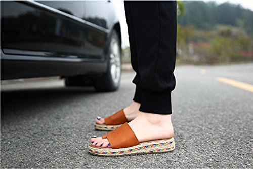 Pantofole Dayiss Dayiss Dayiss Marrone Pantofole Marrone Dayiss Donna Marrone Donna Pantofole Donna dqwxFxIEf
