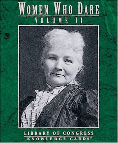 Women Who Dare, Vol. II: Knowledge Cards™ ebook