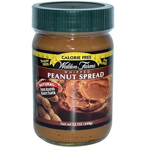 Walden Farms Whipped Peanut Spread Calorie Free - 12 OZ - Pack Of 3