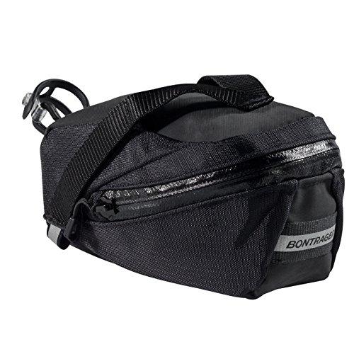 Bontrager Elite Seat Pack M Fahrrad Satteltasche schwarz