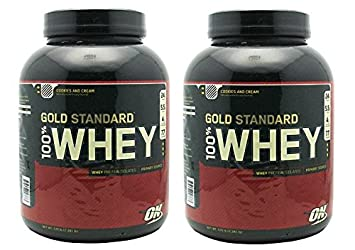 Amazon.com: Optimum Nutrition 100% Whey Gold Standard ...