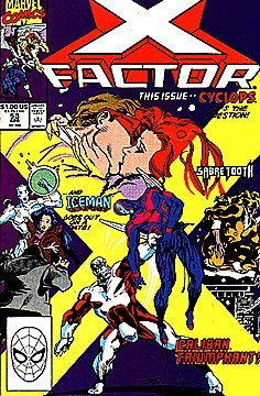 X-Factor #53 Vol. 1 April 1990