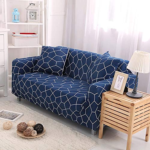 Spandex Sofa Cover Elastic Couch Cover AllInclusive Sectional Corner Cover for Living Room l Shaped Sofa Cover funda Sofa 1PC   color 16, Cushion Cover 2pcs