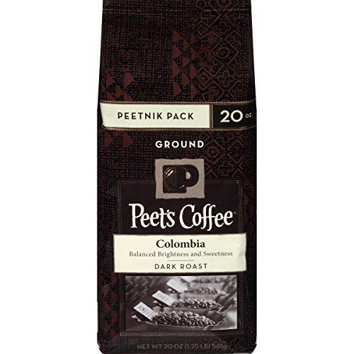 Peets Coffee Peetnik Ground Colombia