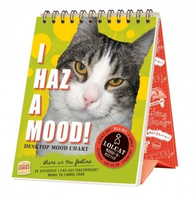 I Haz A Mood Desktop Funny Kitty Cat Mood - Kitty Desktop