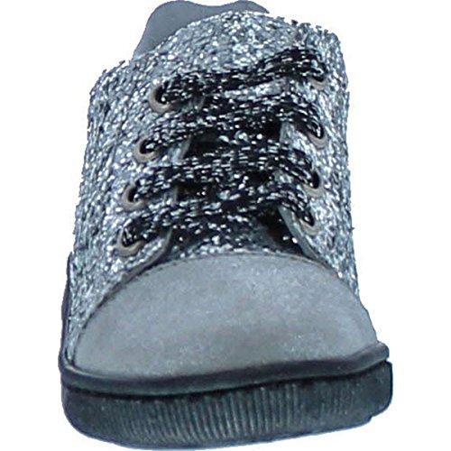 Girls Shoes Falcotto Silver Casual Starlett Fashion Lace Naturino Up BzSwn