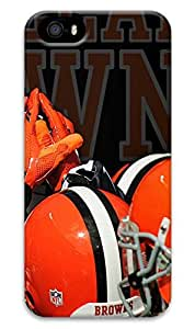 FUNKthing FL Cleveland Browns PC Hard new case for iphone 5