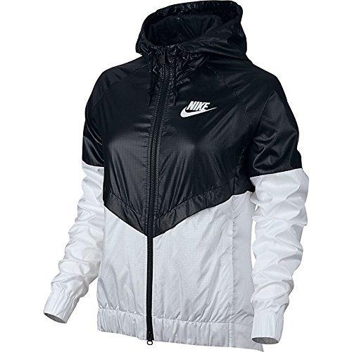 Nike White Woven Jacket - 3
