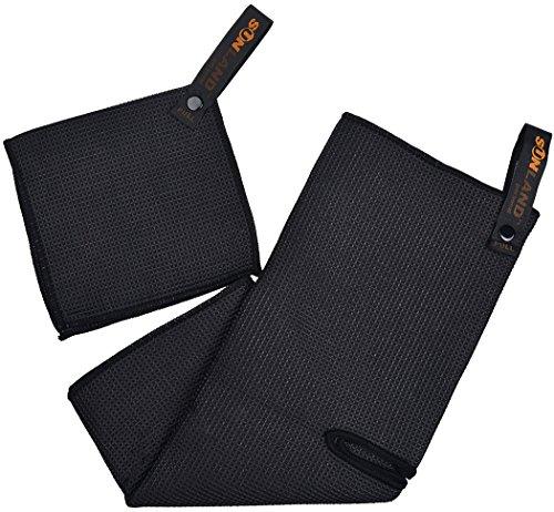 Sunland Microfiber Waffle Weave Towels
