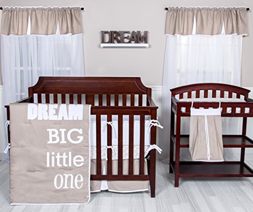 - Trend Lab Dream Big Little One Crib Bedding Collection