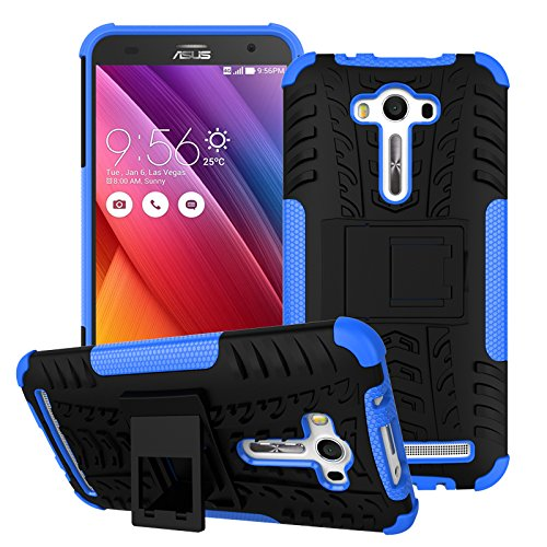 Asus Zenfone 2 Laser ZE551KL Case SsHhUu Tough Heavy Duty Shock Proof Defender Cover Dual