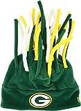 Green Bay Packers Crazy Dreadz Fleece Hat