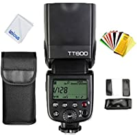 Godox TT600 2.4G Wireless Master / Slave Camera Flash Speedlite for Canon Nikon Pentax Olympus