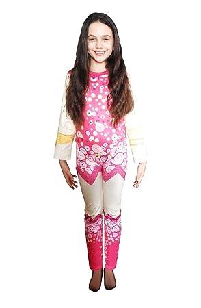 Disfraz de Mia y yo - niña - niña - disfraz - carnaval - halloween ...
