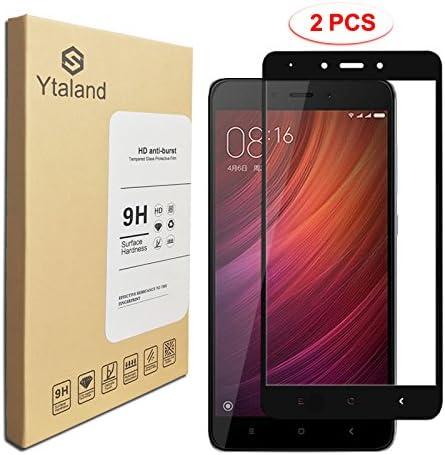 Ytaland - Protector de pantalla de cristal templado para Xiaomi ...