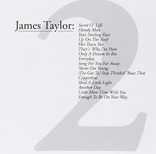 CD : James Taylor - Greatest Hits, Vol. 2 (CD)