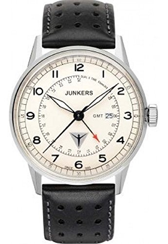 Junkers G38 6946-5 Watch Second Time Zone