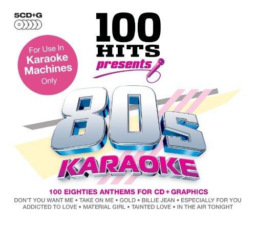 100 Hits Presents: Karaoke 80's by Various Artists (2009-10-16) ()
