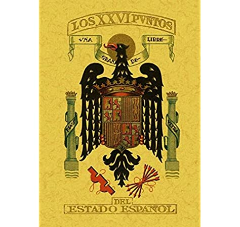 26 Puntos Estado Español: Amazon.es: Falange Española Tradicionalista Y De Las J.O.N.S.: Libros