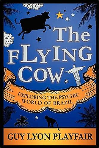 The Flying Cow Amazonde Guy Lyon Playfair Fremdsprachige Bücher