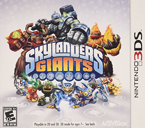 Skylanders Giants (GAME ONLY) for the Nintendo 3DS