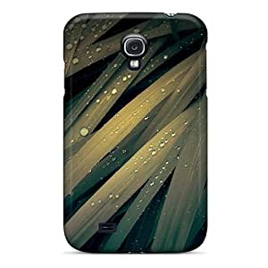 Excellent Galaxy S4 Case Tpu Cover Back Skin Protector Lomo Watered Grass