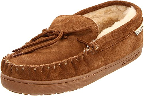 BEARPAW Men's Moc II Moccasin (9.5 D(M) US, Hickory) (Bear Paw Shoes)