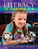 Literacy in Grades 4-8, Nancy Lee Cecil and Joan P. Gipe, 1934432830