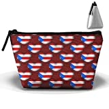 Best Rico-wallets - Puerto Rico Love Cosmetic Bag Makeup Bags Pouch Review