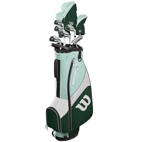 WILSON Prostaff SGi - Juego de Palos de Golf para Mujer ...