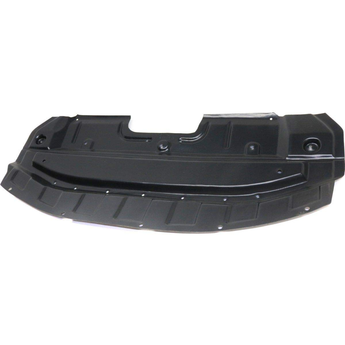 New Undercar Shield For 2007-2012 Nissan Sentra Made Of Plastic NI1228133