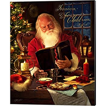 Amazon Com The Spirit Of Christmas By Greg Olsen Nativity