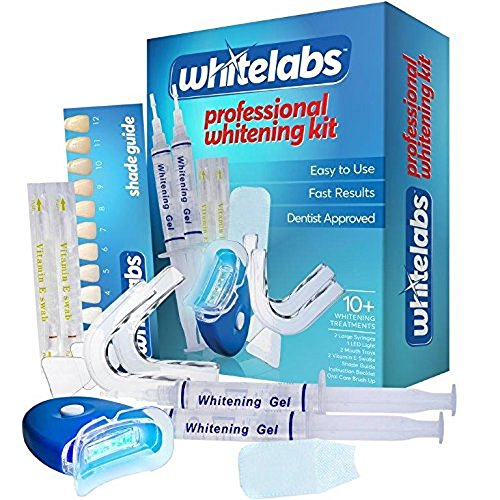WhiteLabs At Home Professional Teeth Whitening Kit (Home Dental Teeth Whitening)