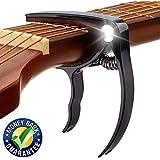 Guitar Capo, Premium Zinc Metal Capo For...