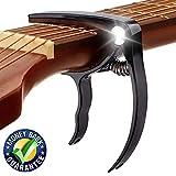 Best Guitar Capos - Guitar Capo, Premium Zinc Metal Capo For Acoustic Review