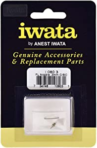 Iwata Airbrush Parts Nozzle for use with Airbrush HP-C, HP-BC