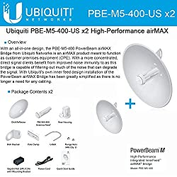 Image of the product Ubiquiti PBE M5 400 2 that is listed on the catalogue brand of Ubiquiti Networks.