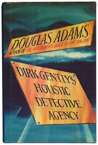Dirk Gently's Holistic Detective Agency by Simon & Schuster