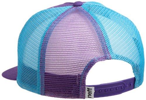 Adulto Purple Morado Neff Unisex Visera n6qnwSP