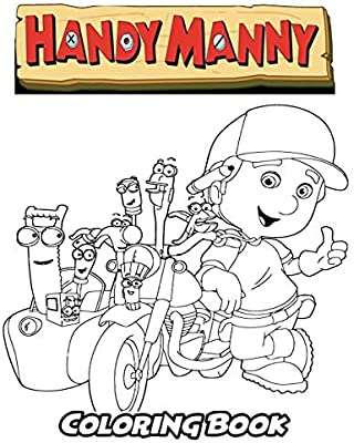 Coloring pages: Coloring pages: Handy Manny, printable for kids ... | 400x315