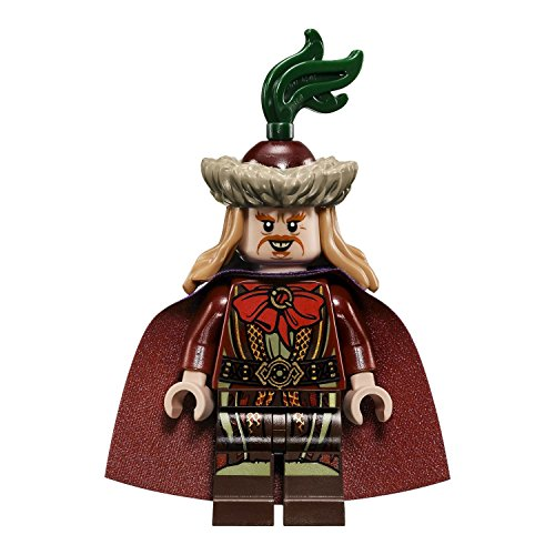 Lego Hobbit Master of Lake-town Minifigure