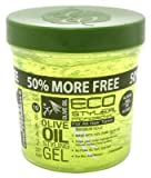 ECOCO EcoStyler Styling Gel, Olive Oil, 16 oz (Pack of 9)