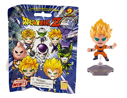 Dragonball-Z-Mini-Figures-Series-1-Mystery-pack-Includes-1-Random-Mystery-figure