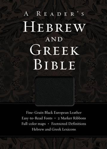 A Reader's Hebrew and Greek Bible]()