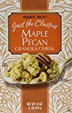 Cheap Trader Joe's Just the Clusters Maple Pecan Granola Cereal 16 Oz.