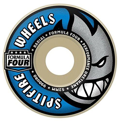 通路便利さタバコSPIT FIRE WHEEL スピットファイア ウィール 99D RADICAL [WHITE (BLUE)] SKATE SK8 スケート