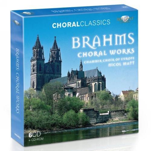 Choral Works Cd (Brahms: Choral Works)