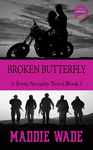 Broken Butterfly by Maddie Wade